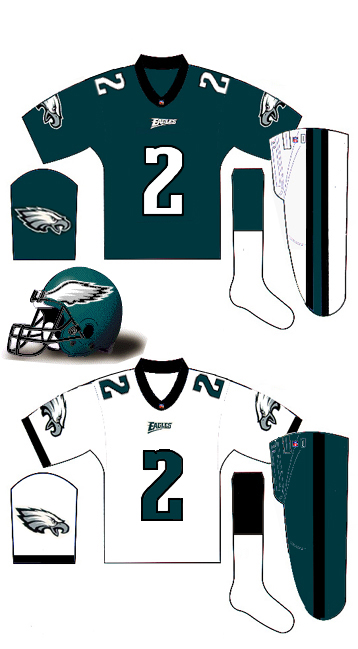 Eagles uniform