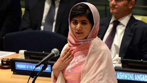 Malala UN 02