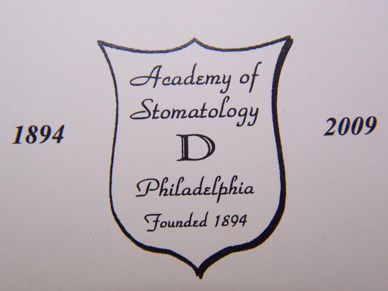 Stomatology logo