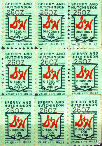 SH Stamps